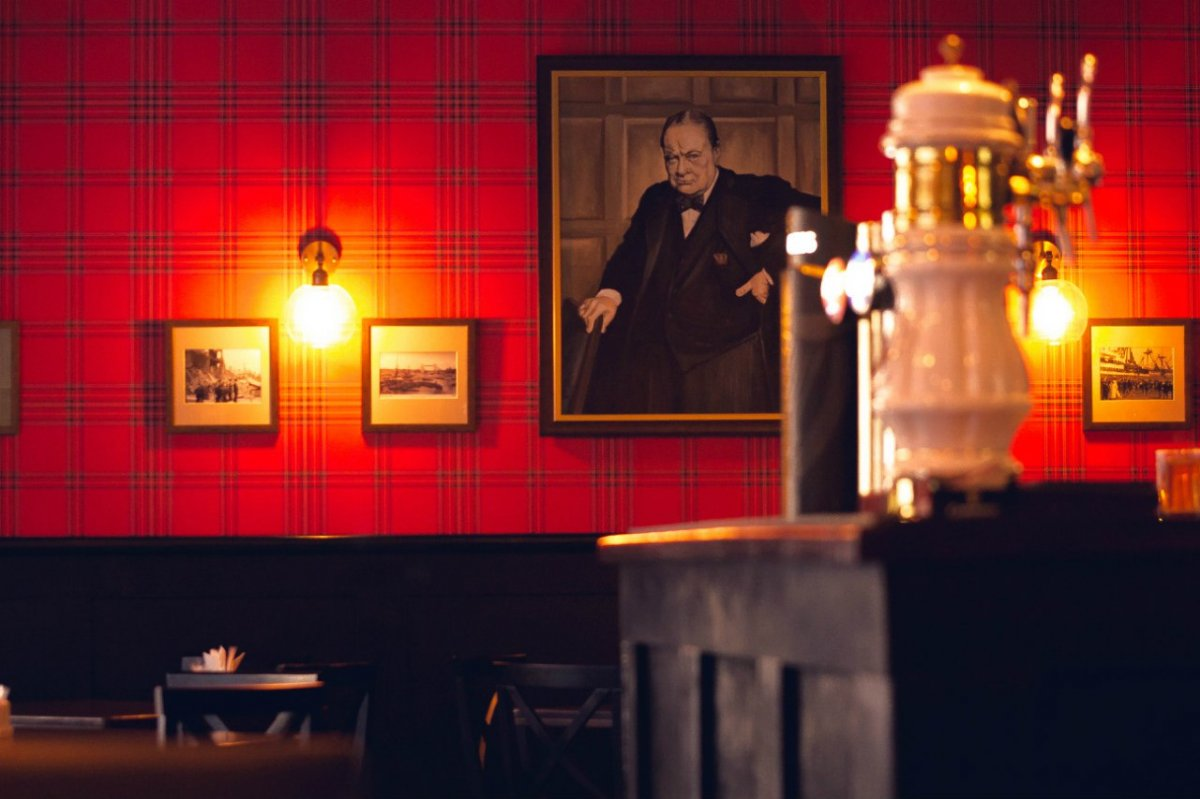 Winston Churchill Pub