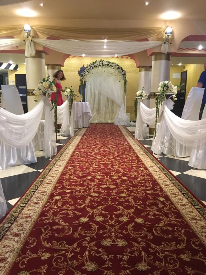 Dakar    Banqueting hall